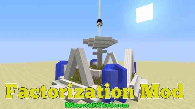 factorization Mod 1.11.2/1.10.2