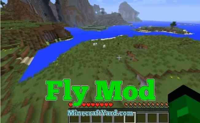 Fly Mod 1.11/1.10.2