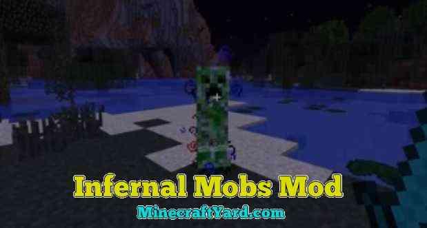 Infernal Mobs Mod 1.12.2/1.12.1/1.11.2