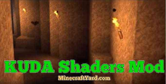 Kuda Shaders Mod 1.11.2/1.10.2