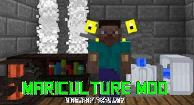 Mariculture Mod 1.11/1.10.2/1.9.4