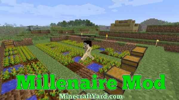 Millenaire Mod 1.11.2/1.10.2