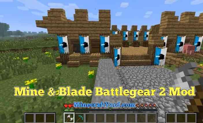 Mine & Blade: Battlegear 2 1.11.2/1.10.2