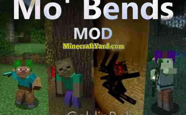 Mo Bends Mod 1.11.2/1.10.2/1.9.4