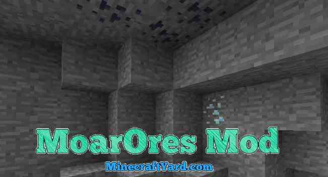 MoarOres Mod 1.13.1/1.13/1.12.2/1.11.2