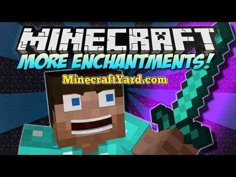 More Enchantments Mod 1.11/1.10.2