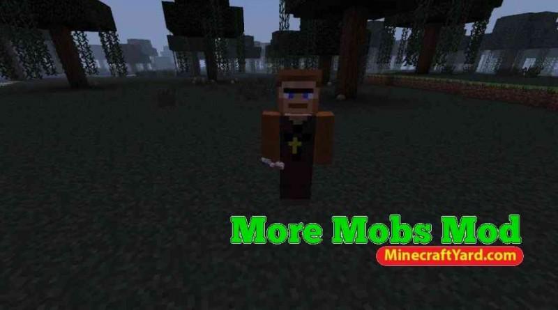 More Mobs Mod 1.11.2/1.10.2