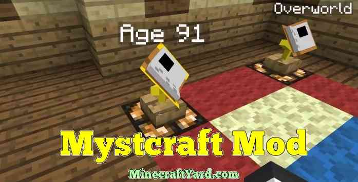MystCraft Mod 1.13.1/1.13/1.12.2