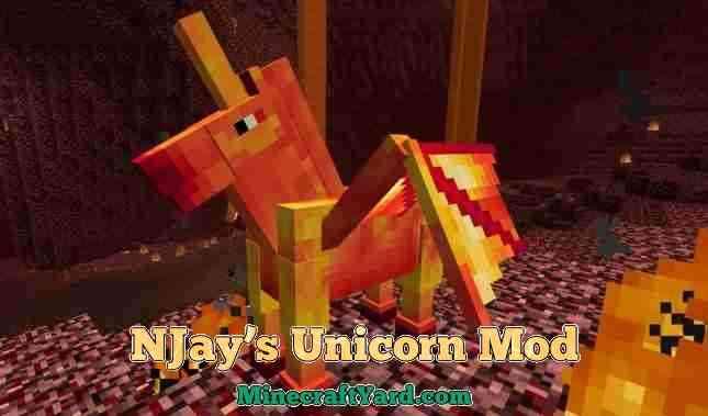 Njay's Unicorn Mod 1.11.2/1.10.2