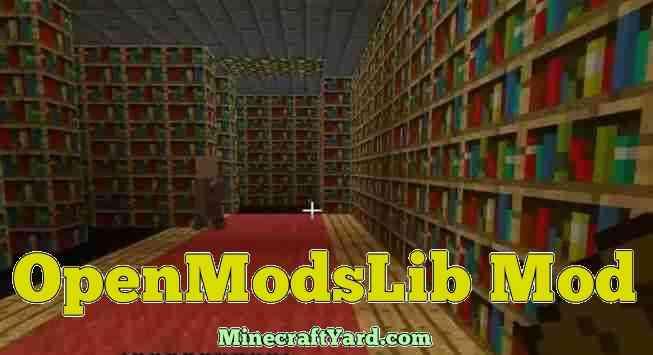 OpenModsLib Mod 1.12.2/1.11.2