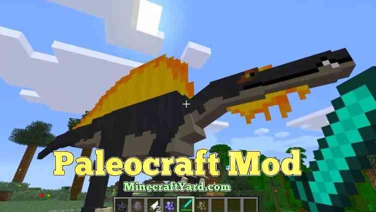 Plaeocraft Mod 1.12.1/1.11.2