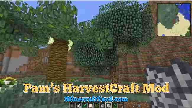 Pam's HarvestCraft 1.12.2/1.12.1/1.11.2