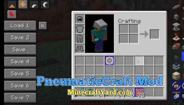 PneumaticCraft Mod 1.13.1/1.13/1.12.2/1.11.2
