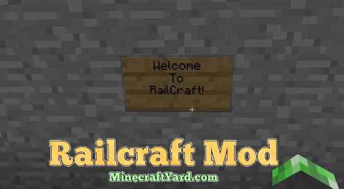 RailCraft Mod 1.12.2/1.12.1/1.11.2