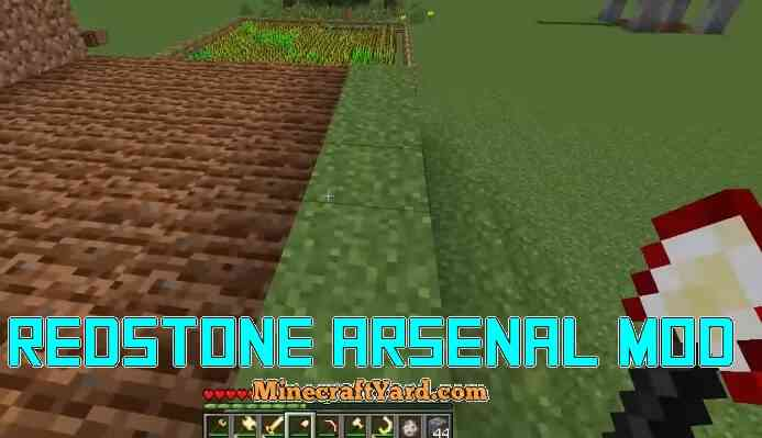 Redstone Arsenal Mod 1.13.1/1.13/1.12.2/1.11.2