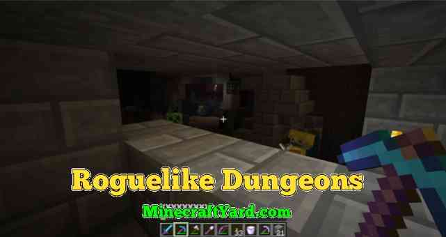 Roguelike Dungeons Mod 1.11/1.10.2/1.9.4