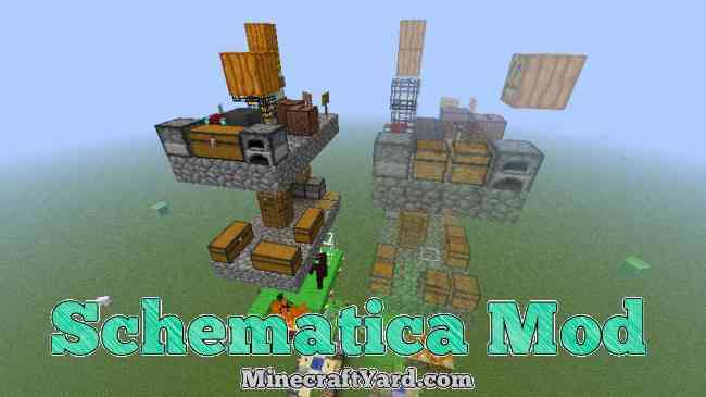 schematica mod .././../.. minecraft download, schematic