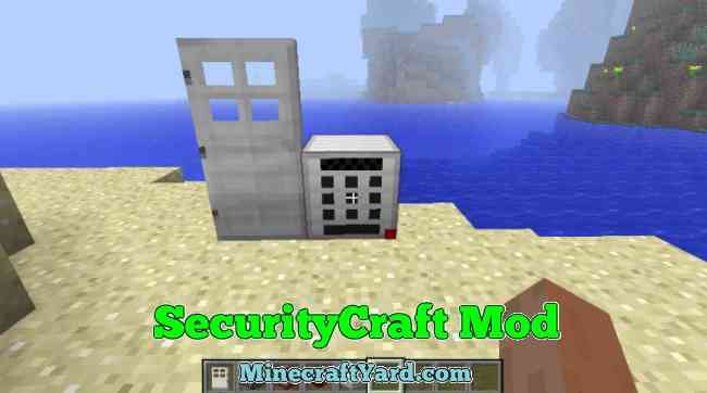 SecurityCraft Mod 1.12.2/1.12.1/1.11.2