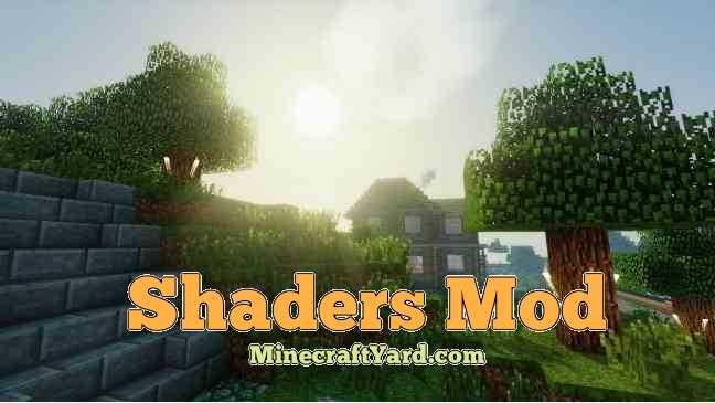 Shaders Mod 1.12/1.11.2/1.10.2