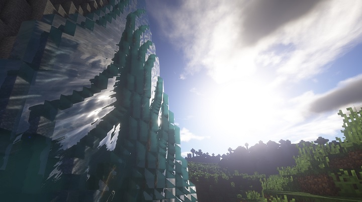 Sonic Ethers Unbelievable Shaders Mod 4