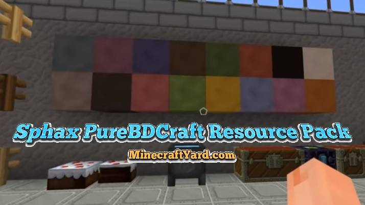 Sphax PureBD Craft 1.11.2/1.11/1.10.2/1.9.4