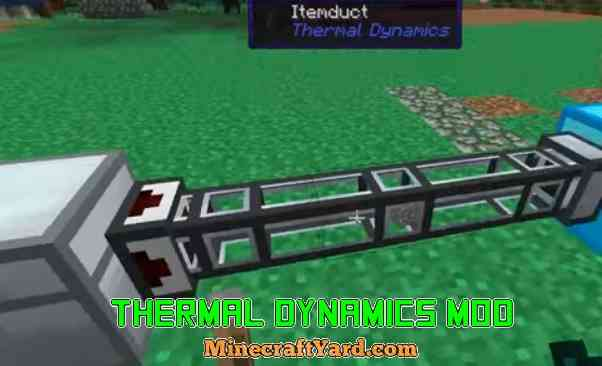 Thermal Dynamics Mod 1.11.2/1.10.2/1.9.4