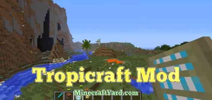Tropicraft Mod 1.13.1/1.13/1.12.2/1.11.2