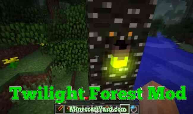 Twilight Forest Mod 1.11/1.10.2