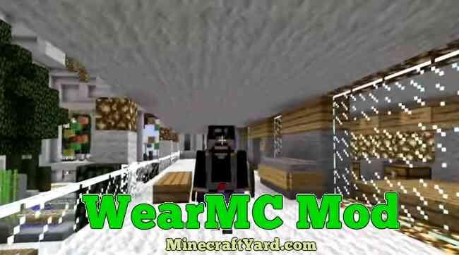 WearMC Mod 1.13.1/1.13/1.12.2