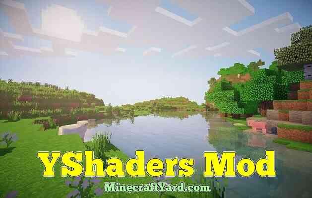 YShaders Mod 1.11.2/1.11/1.10.2