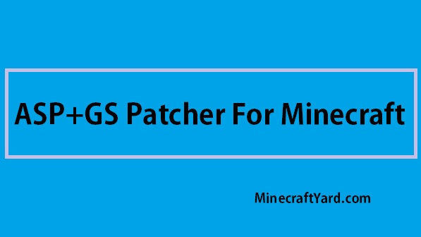 ASP+GS Patcher 1.12.2/1.11.2