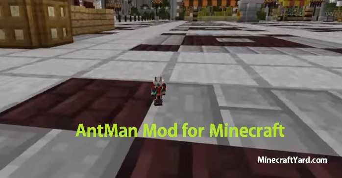AntMan Mod 1.12/1.11.2