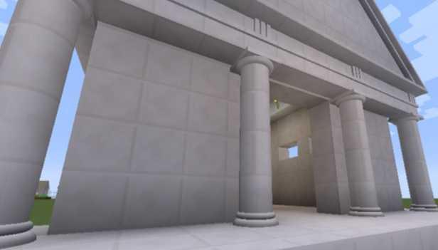 ArchitectureCraft Mod 2