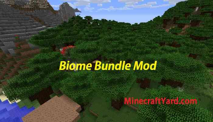 BIome Bundle Mod 1.13.1/1.13/1.12.2