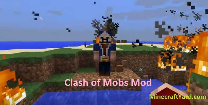 Clash of Mobs Mod 1.11/1.10.2
