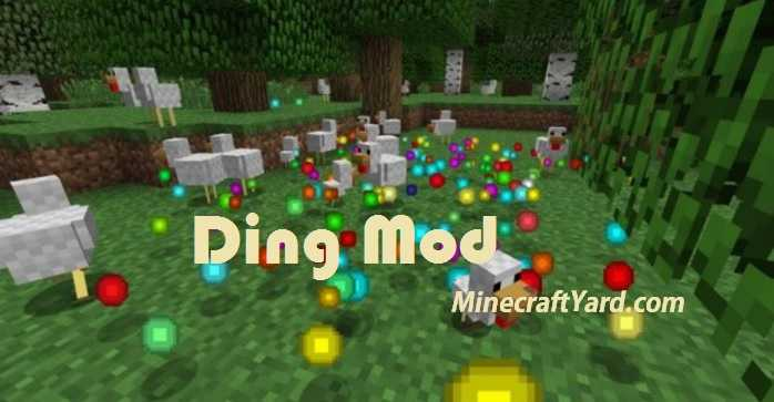 Ding Mod 1.11/1.10.2