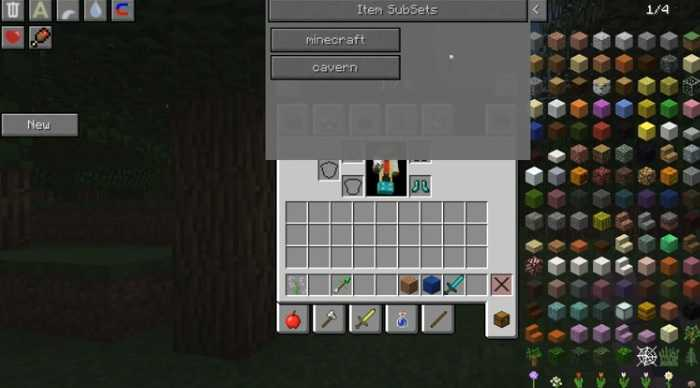 Forever Enough Items Mod 3