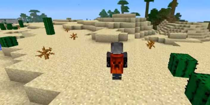 Minecraft Capes Mod 2