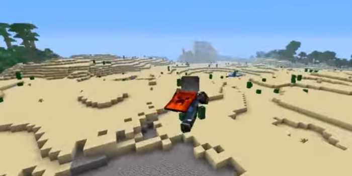 Minecraft Capes Mod 1