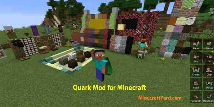 Quark Mod 1.10/1.9.4/1.9