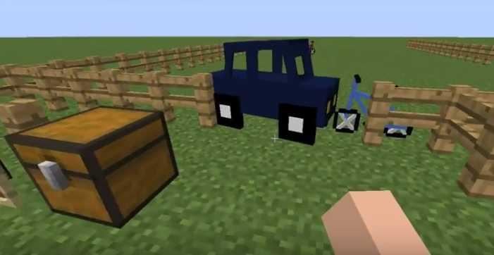 SoggyMustache's Transportation Mod 1