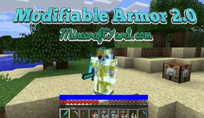 Modifiable Armor 2.0 1.12.2/1.12.1/1.11.2
