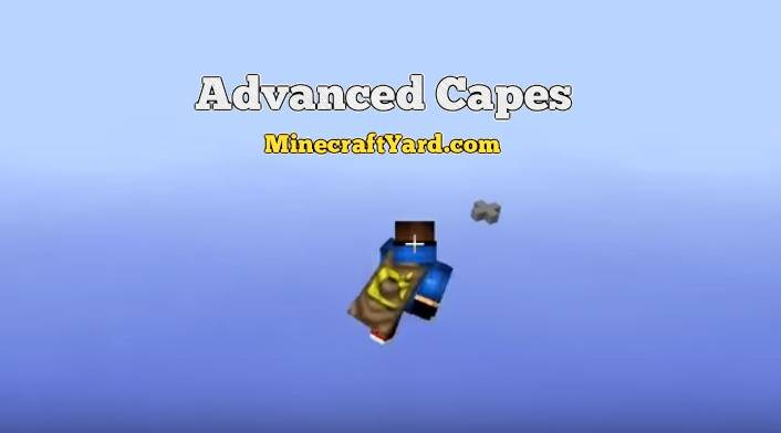 Advanced Capes 1.11.2/1.11/1.10.2/1.9.4