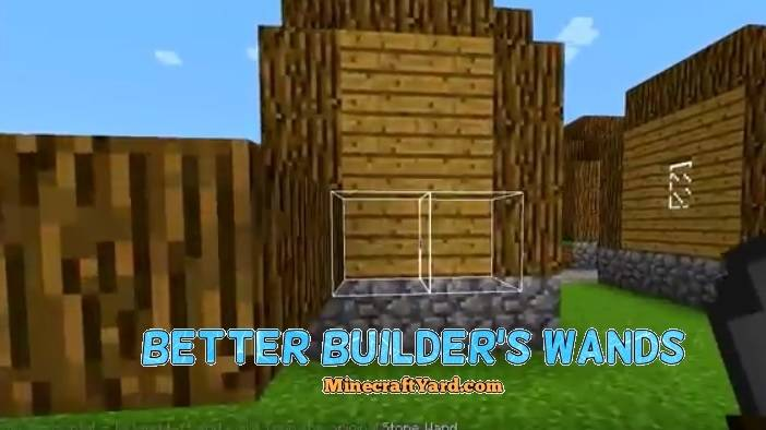 Better Builder's Wands 1.12.2/1.12.1/1.11.2