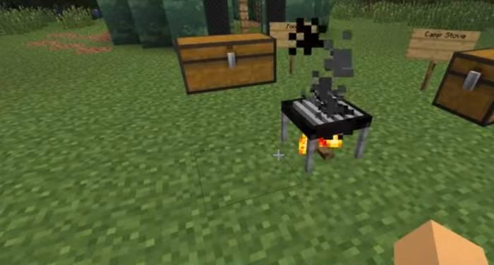 CampCraft Mod 4