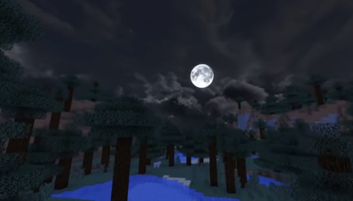 Dramatic Skys Resource Pack 1