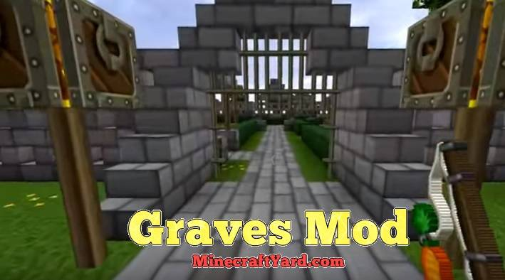Graves Mod 1.12/1.11.2/1.10.2