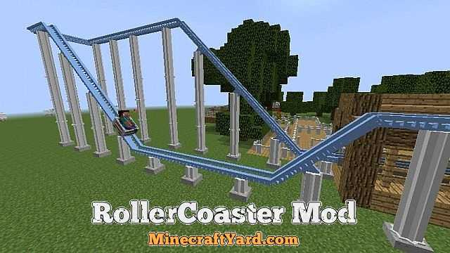 Rollercoaster 1.12/1.11.2/1.10.2