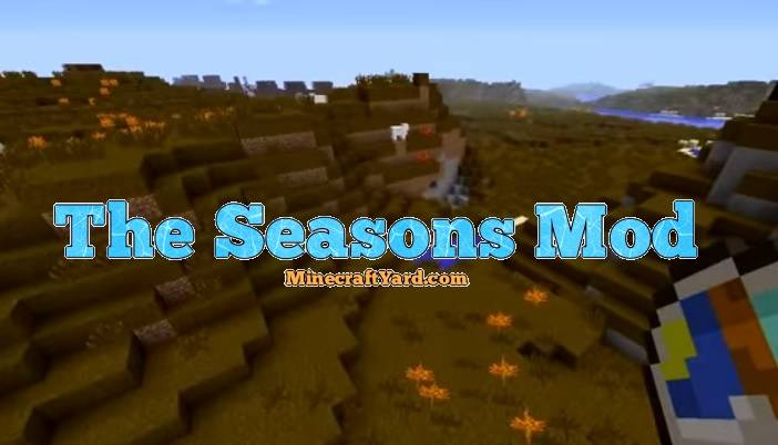The Seasons Mod 1.11.2/1.10.2/1.9.4