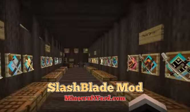 SlashBlade Mod 1.12.2/1.11.2